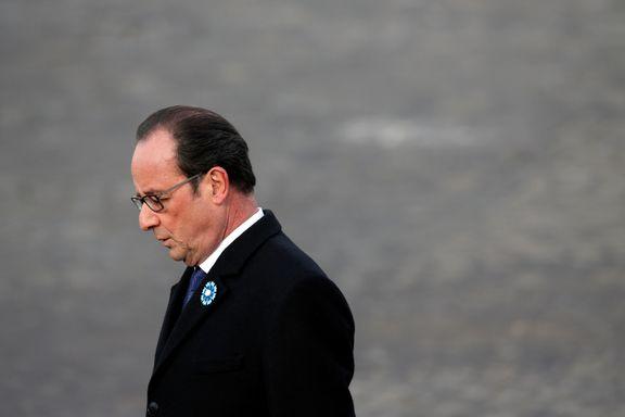 François Hollande har vært Frankrikes mest upopulære president. Hva gikk galt?