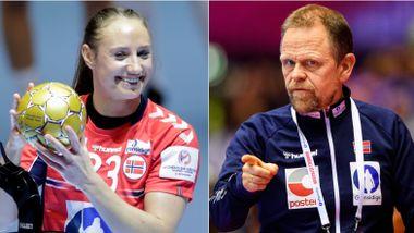 Herrem roste Hergeirsson etter EM-gullet. Men ett råd fra treneren har hun valgt å overse.