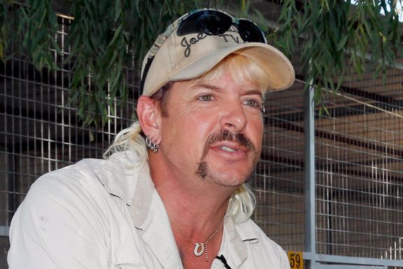 Ny dokumentar om «tigerkongen» Joe Exotic