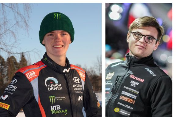 Oliver Solberg (19) gir fetteren en million kroner for å kjøre rally