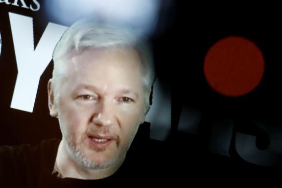 Assange har mistet internettforbindelsen