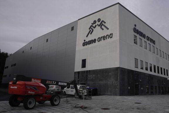 Deler av gigantanlegget i Åsane har åpnet dørene. Se bildene!