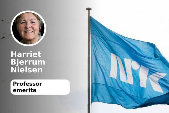 Professor om «Kjønnskampen»: NRK sprer desinformasjon