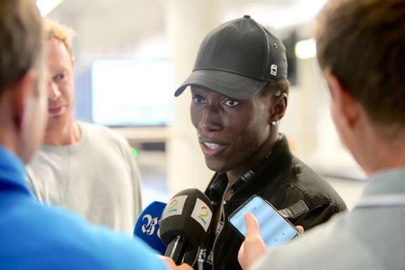 Bamba blir Brann-spiller - har signert kontrakt ut 2021