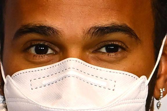 Lewis Hamilton drives av kampen mot rasisme: – Noen har ikke blitt holdt ansvarlige