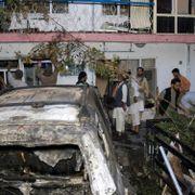 USA: Droneangrep som tok livet av syv barn var «en tragisk feil»