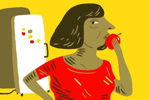 Hvor mye har kaloriene å si for hvor mett man blir? Eksperten svarer.