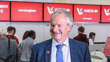 Kjos ønsker samarbeid mellom Norwegian og det nye selskapet Norse: – Vinn-vinn for begge to