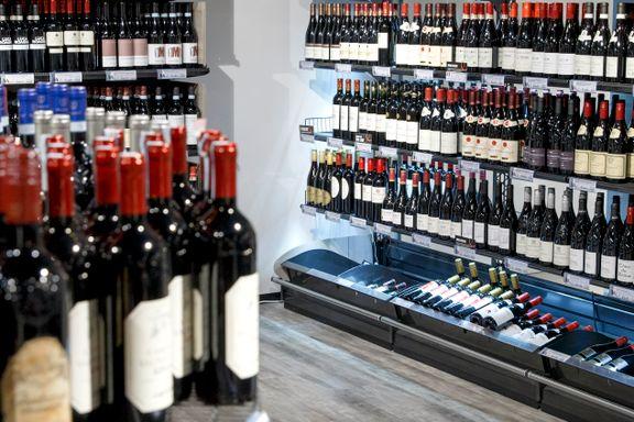 Vinmonopolet skal åpne syv nye utsalg