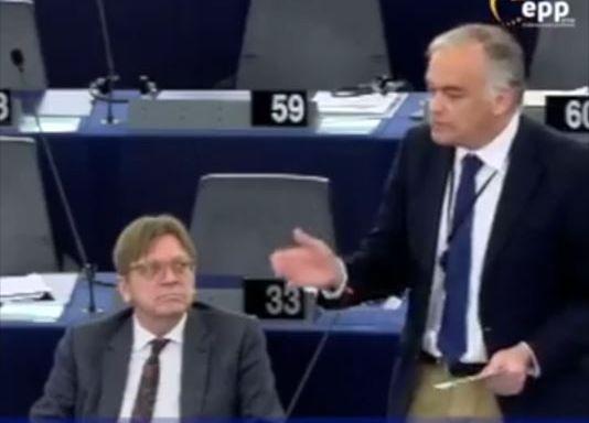 EU-politikerens farvel til britene:  - Den mest egoistiske avgjørelsen siden Churchill reddet Europa