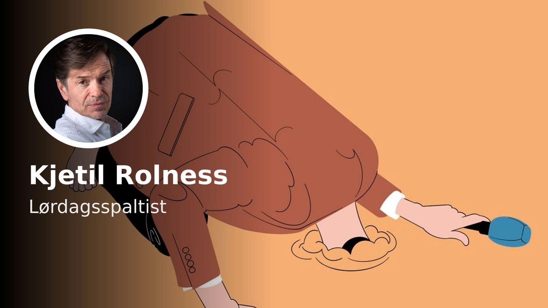 Kjetil Rolness: Driver NRK propaganda for islam?