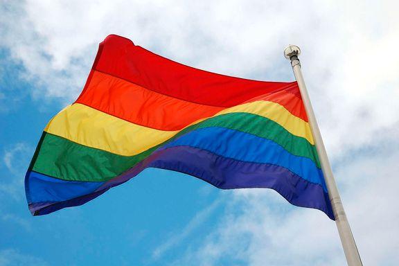 KrF-ordførere vil ikke heise regnbueflagget