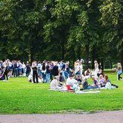 Hundrevis startet fadderuken i Frognerparken:  – Absolutt ikke noe vi trenger nå