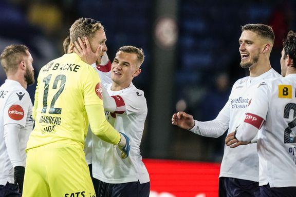 Stabæk avsluttet Eliteserien med sterk borteseier