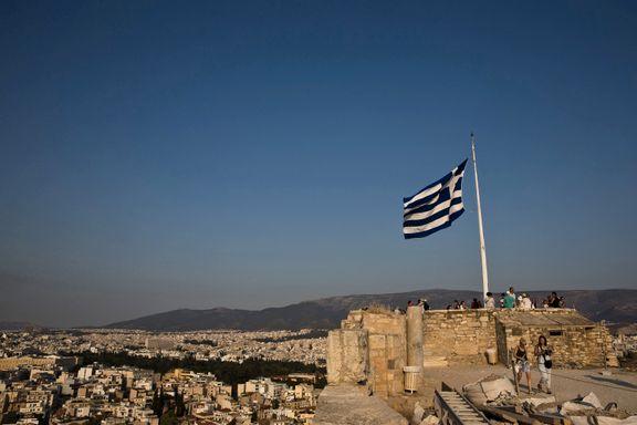 Den greske gjeldskrisen er på vei tilbake