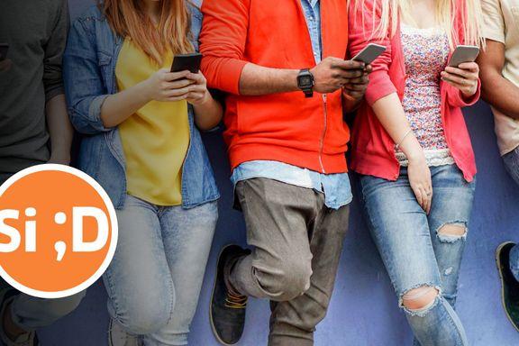 Marlo (17): «Fattig loser» fordi jeg har Samsung og ikke Iphone?