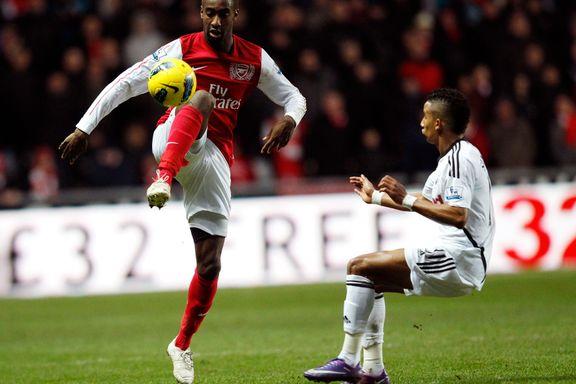 Arsenal låner ut duo