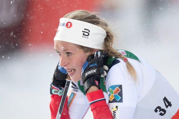 OL-aktuelle Anna fikk oppmuntrende SMS fra landslagstreneren