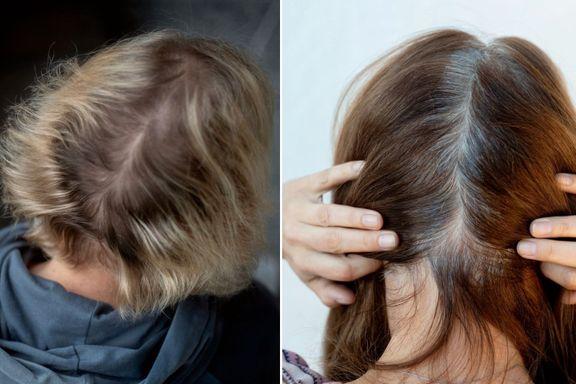 Da frisørsalongene stengte, ble vi avslørt som en gjeng gråsprengte, falske blondiner