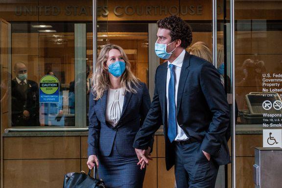 Theranos-skandalen: – Det å feile er ingen forbrytelse