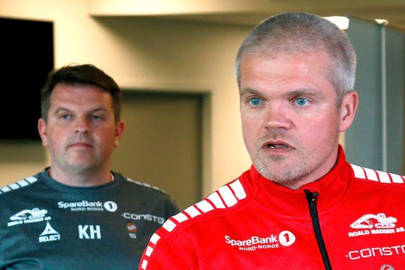 TIL-toppen kan ikke love Helstrup en ny spiss: – Vi har ikke mulighet til å signere noen