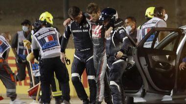 Syv måneder etter skrekk-krasjen gjør Grosjean «comeback» i Formel 1