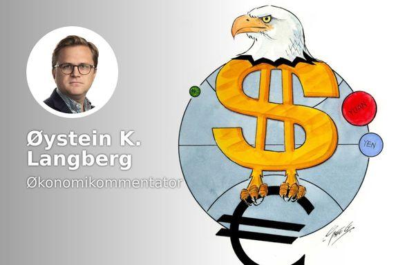 USAs økonomiske våpen skaper sinne. Europa vil ta opp konkurransen.