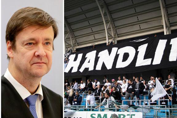 Kjernen har hyret toppadvokat etter supportervisitering i Molde