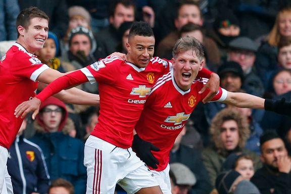 Schweinsteiger sikret United-seier på overtid