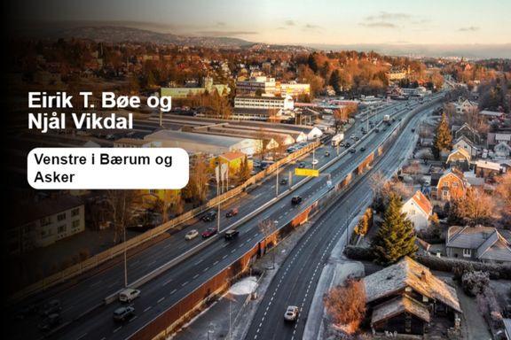 Oslo kan ikke trekke opp E18-stigen etter seg og la oss sitte igjen med dagens «monstervei»