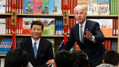 Kina håpet Biden skulle være vennligere enn Trump. I stedet kom en smørbrødliste med klager.