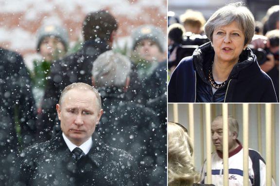 Her er fem spørsmål og svar om den diplomatiske krisen rundt Russland