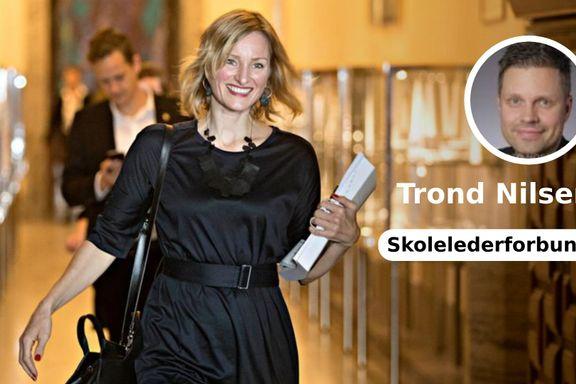Inga Marte Thorkildsen har brutt tillitskontrakten