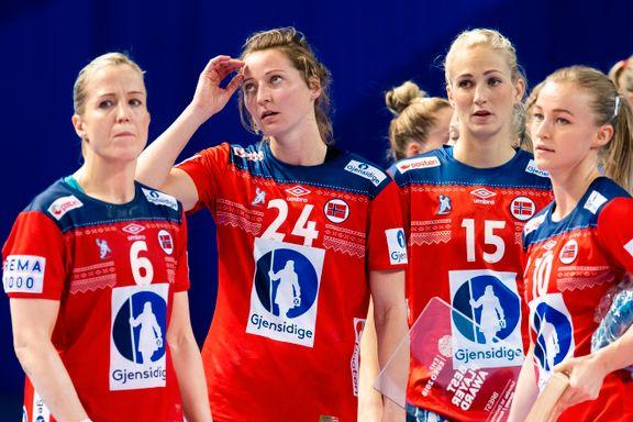De norske håndballjentene fikk ingen hjelp: Tyskland jublet for ny seier
