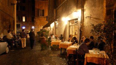 I Italia er mat religion