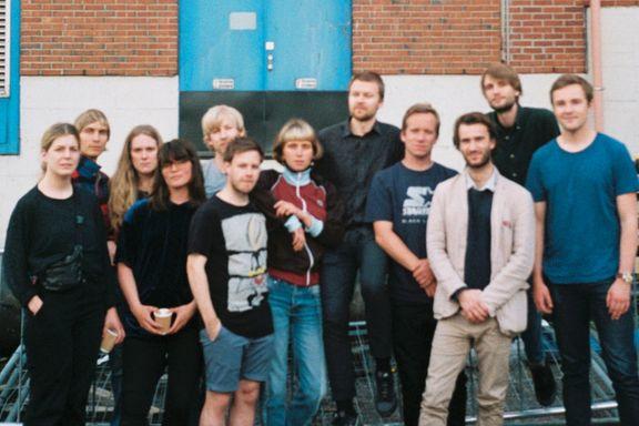 Skadedyrs tredje album: Et vilt fyrverkeri av musikk