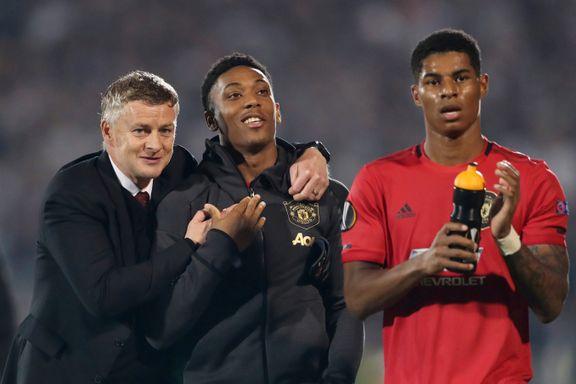 Lars Tjærnås mener at Manchester United-trio kan bli like innflytelsesrike som Liverpool-angriperne