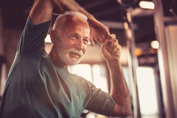 Det er aldri for sent med styrketrening