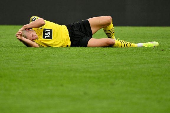 «Fotballdoktor» om Haaland-skaden: – Han er nok mer utsatt
