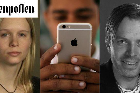 Hva gjør smarttelefonen med deg? Med oss?