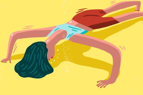 Bør man trene muskler man er støl i? Dette svarer Yngvar Andersen.