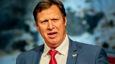 Tidligere idrettspresident Tvedt  skal jobbe for et OL på Vestlandet