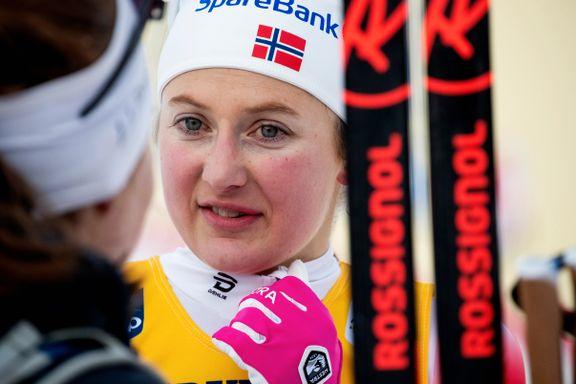 Østberg slo knallhardt tilbake etter startnekten, men kan likevel bli nødt til å bryte Tour de Ski