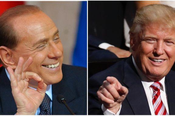 Advarer demokratene mot å gi Trump like dårlig motstand som italienerne ga Silvio Berlusconi