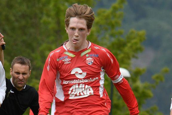 Elnesvågens 16 år gamle kaptein er oppkalt etter denne danske fotballegenden