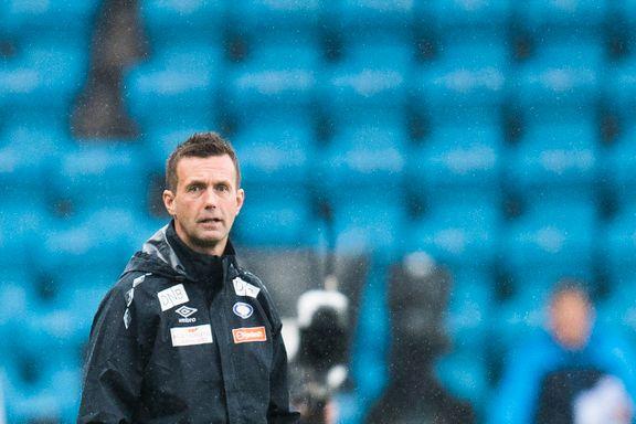 Vålerenga vant foran nesten tomme tribuner:  – Vi må spille bedre fotball