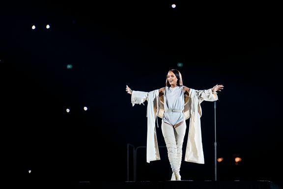 Rihanna avlyser konsert i Nice