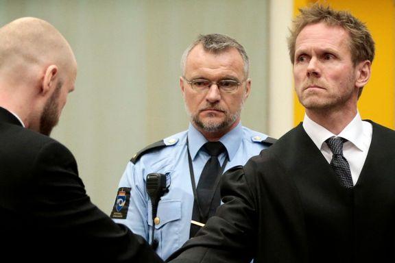 Høyesterett avviser anken til Behring Breivik