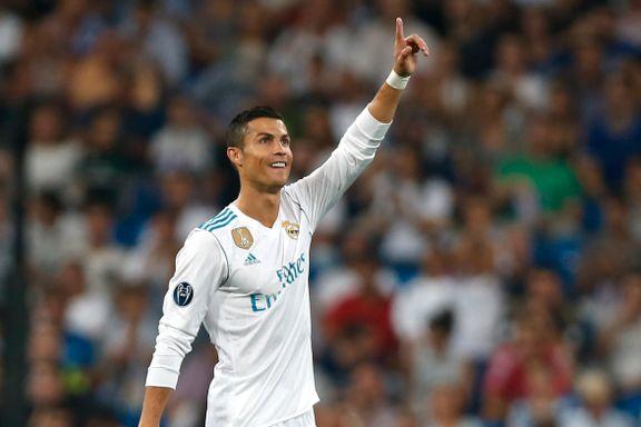 Ronaldo herjet i sin første Real Madrid-kamp etter suspensjonen