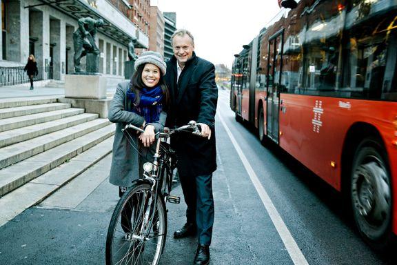 Krever mindre sykkelbråk og mer klimakutt i Oslo